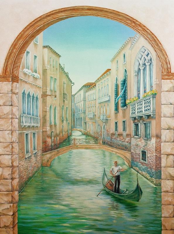 Венеция фрагмент